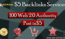 $5 Backlinks web2.0