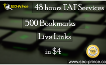48 hour 500 Bookmarks